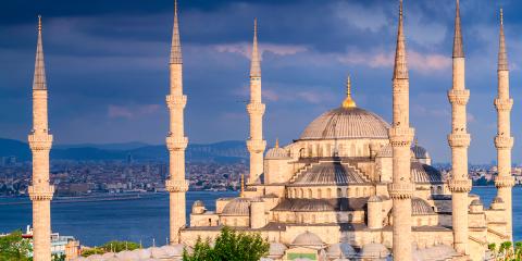 Turkey-Blue-Mosque