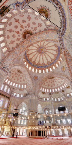 Turkey-Blue-Mosque-Interior