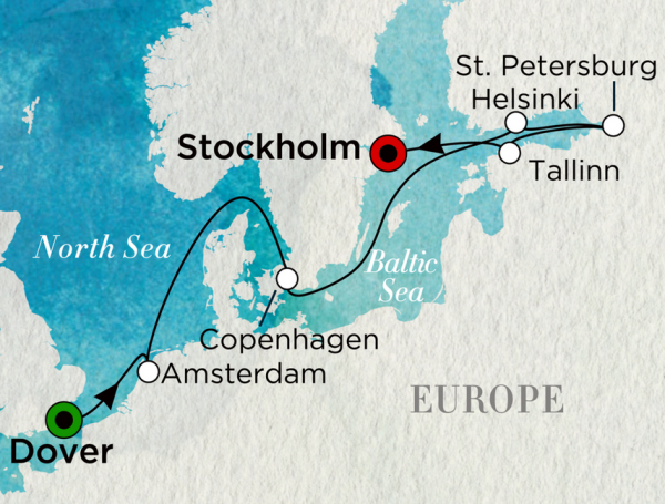 Baltic Cruise Presidents Council Travel Programs - Baltic cruise