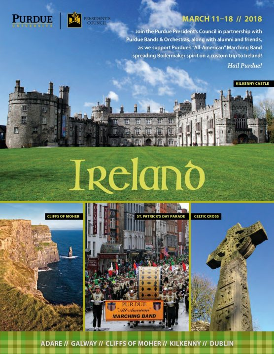 Ireland 2018 – Presidents Council Travel Programs